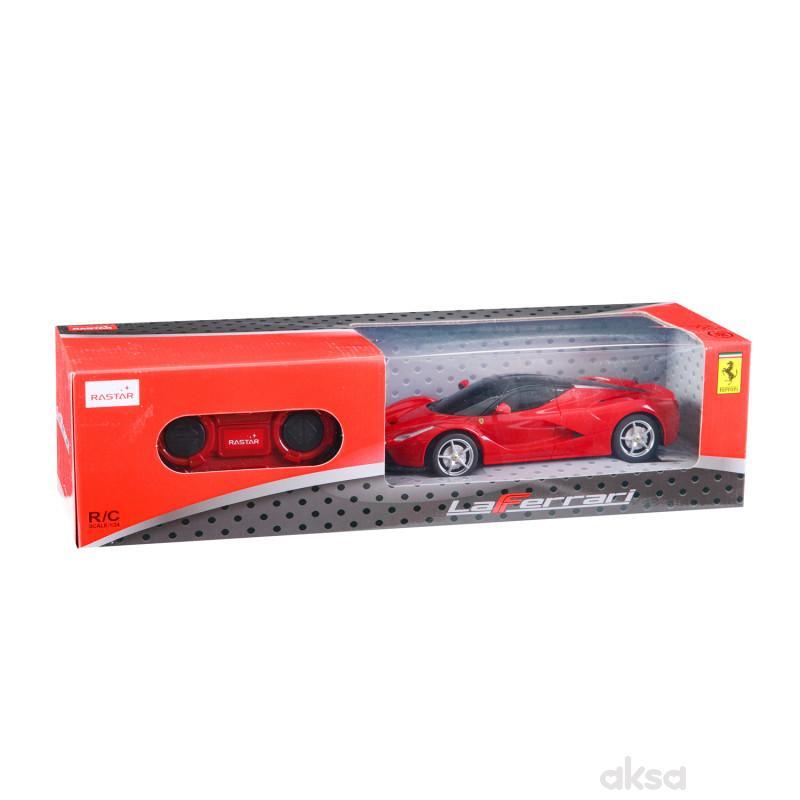 Rastar RC automobil Ferrari LaFerrari 1:24 - crv