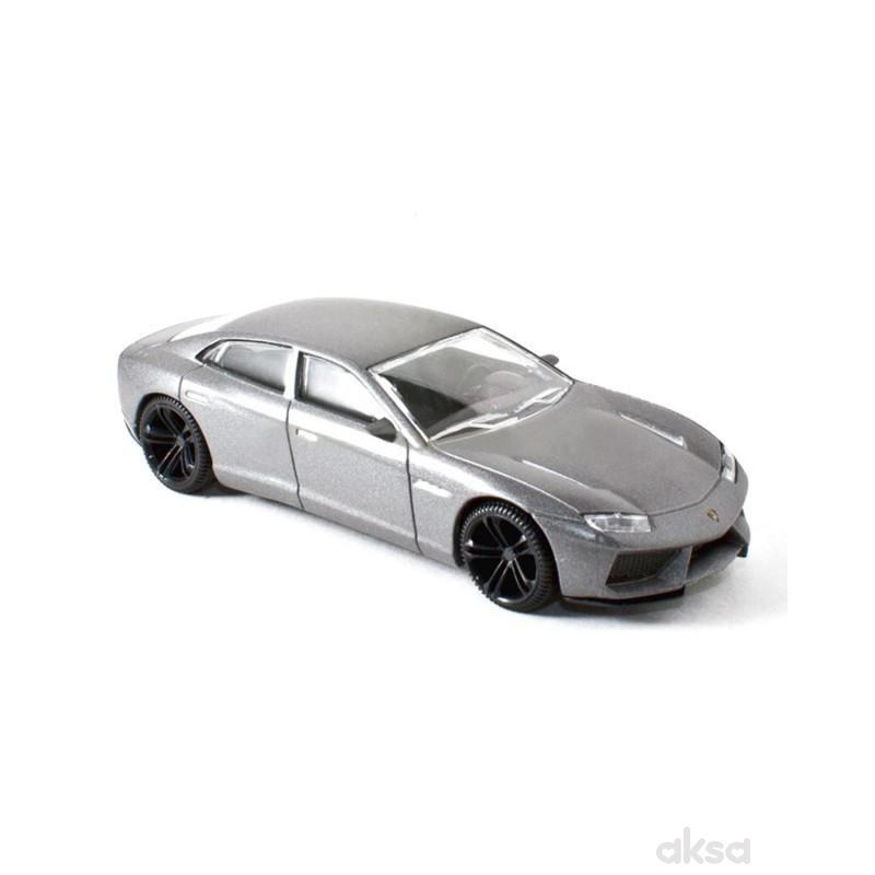Rastar auto Lamborghini Estoque 1:43 -siv