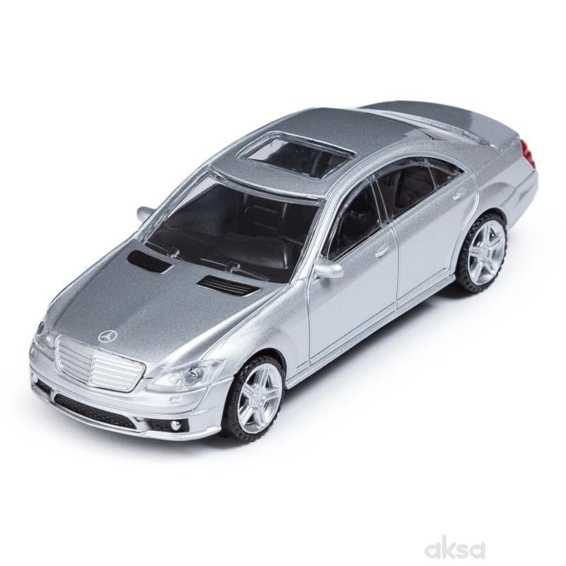 Rastar automobil Mercedes S 63 AMG 1:43 - siv