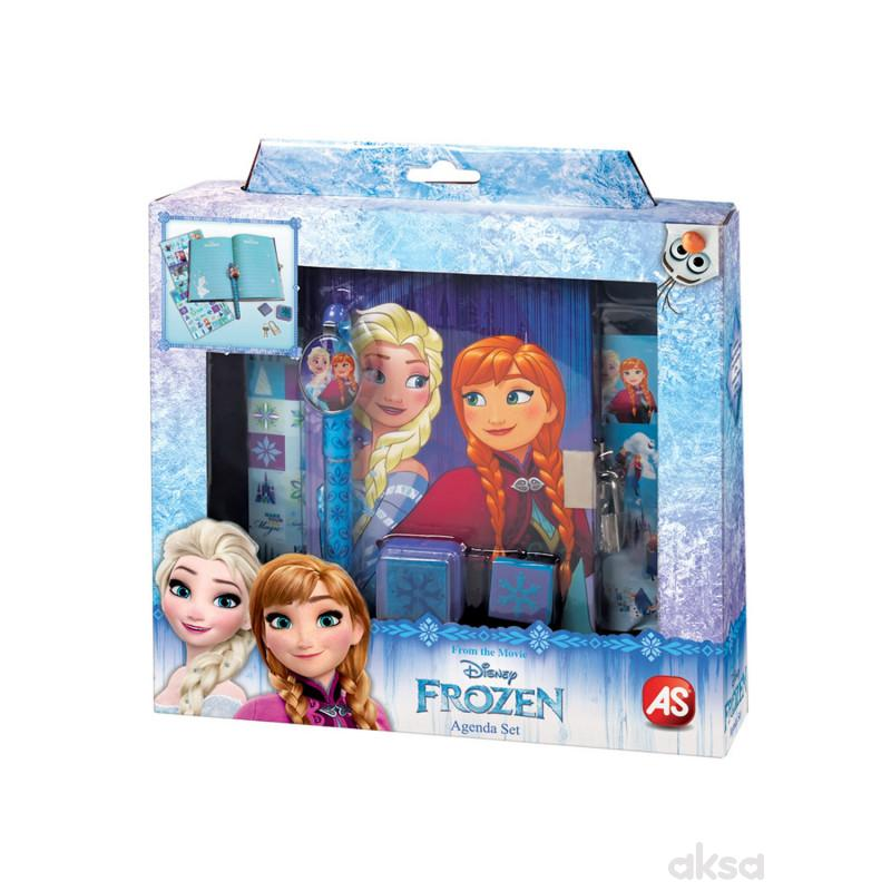 Vamos Agenda set - Frozen AS61470