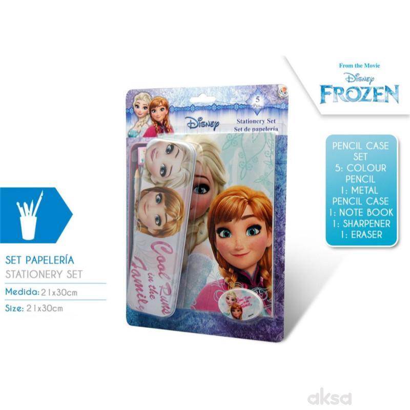 Kids Licensing,pernica set ,5 delova,Frozen