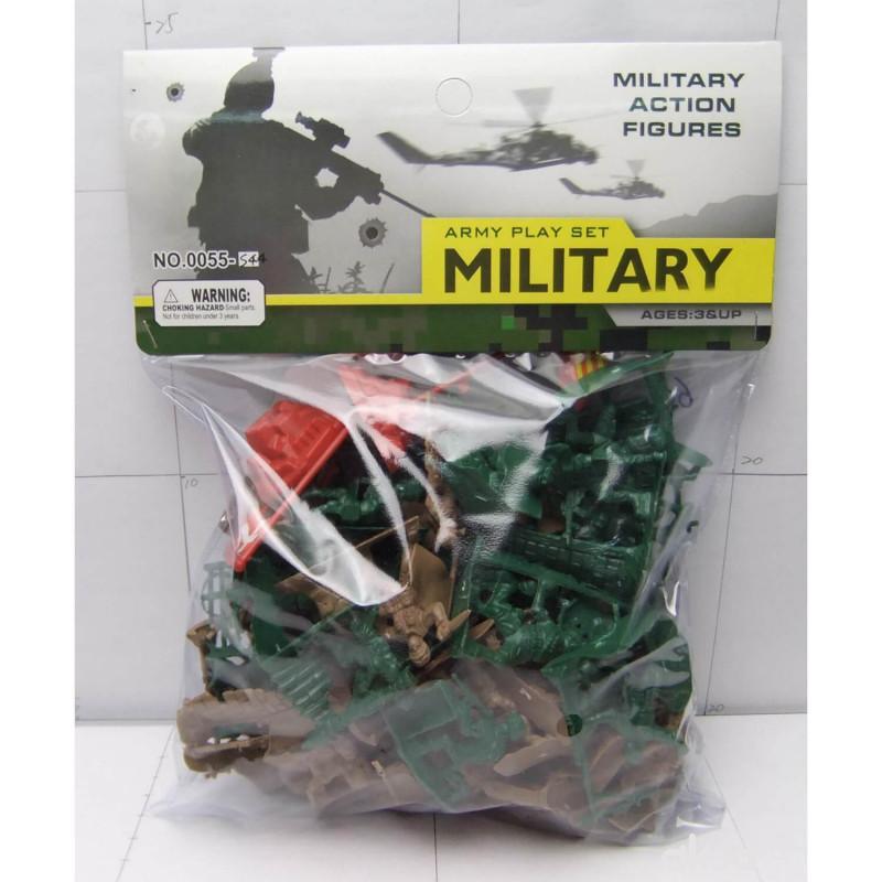 Hk Mini igračka vojnici u kesi, mali