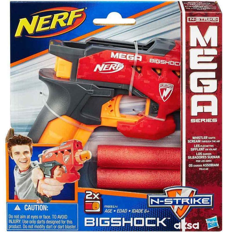 Nerf pistolj mega bigshock