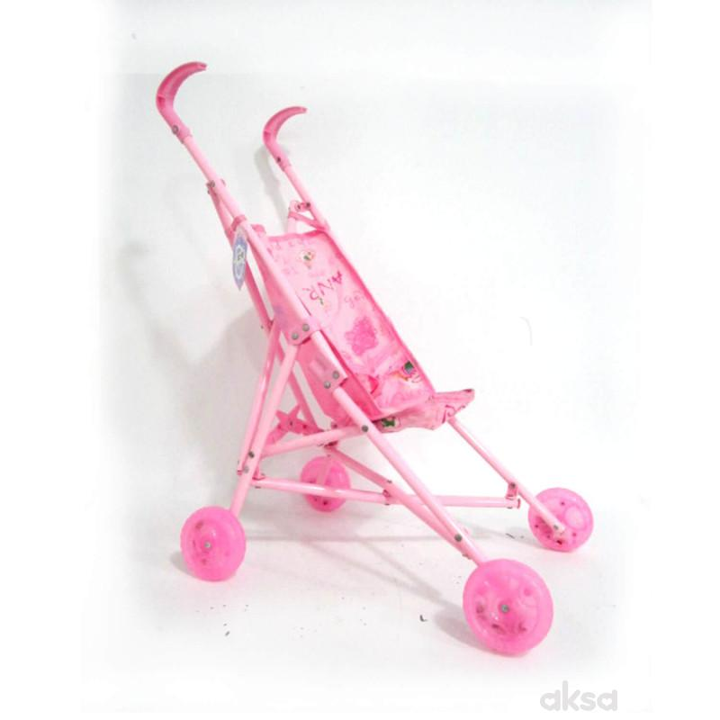 Hk Mini igračka kolica za lutku