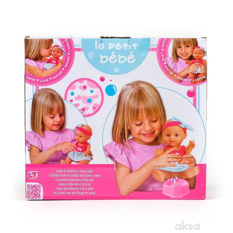 Loko toys,lutka beba sa sedištem, 29cm