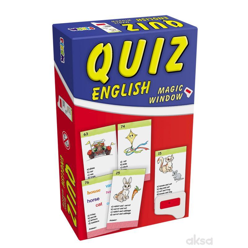 Pikom quiz english 7+