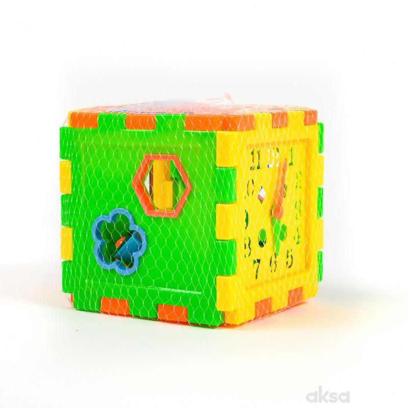 Hk Mini igračka edukativna kocka
