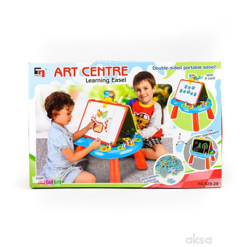 Qunsheng Toys, igračka, dupla tabla za učenje