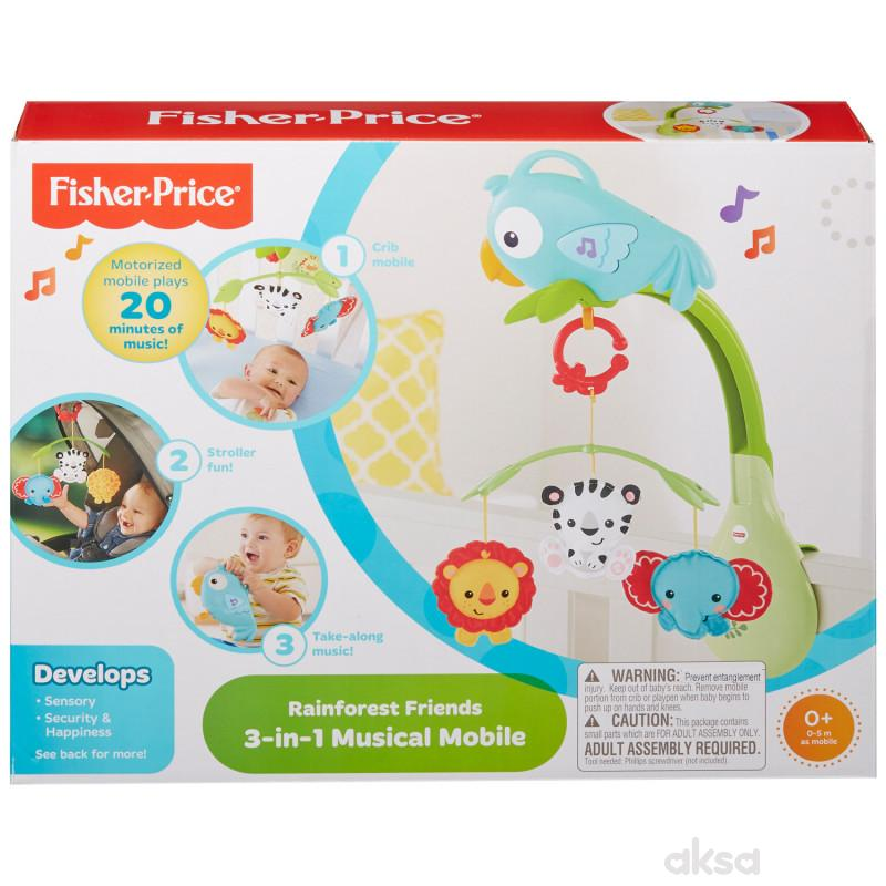 Fisher Price projektor 3 u 1