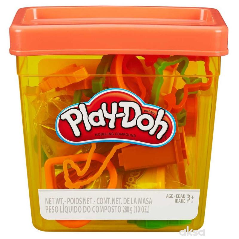 Play-doh plastelin smesna tuba