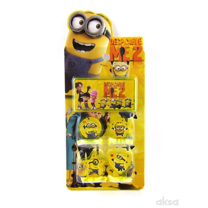 Hk Mini igračka pečati Minions