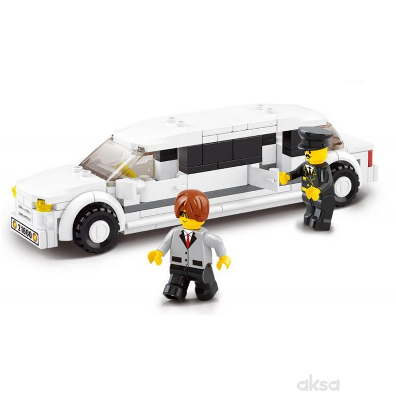 Sluban kocke, limuzina, 135 kom