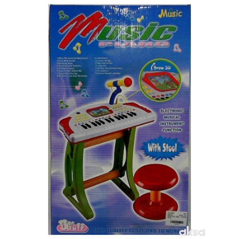 HK Mini igračka klavir