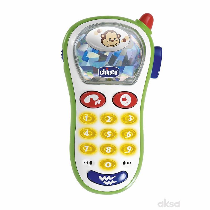 Chicco igračka mobilni telefon