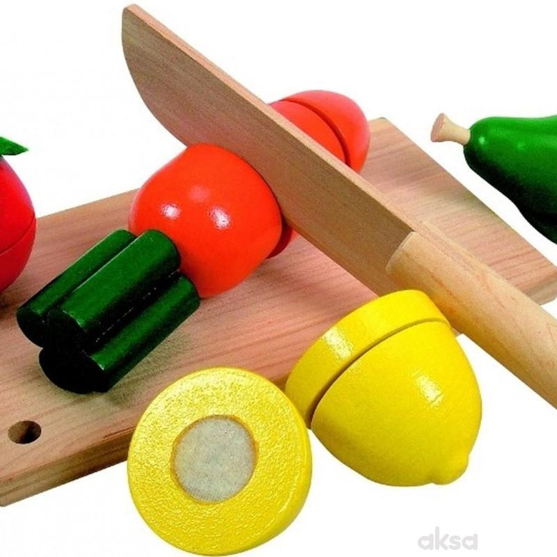 Daska za seckanje - voće i povrće