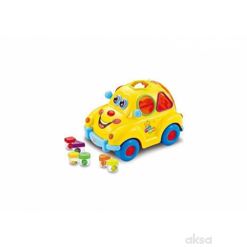 Huile toys, igračka auto umetaljka sa voćkicama