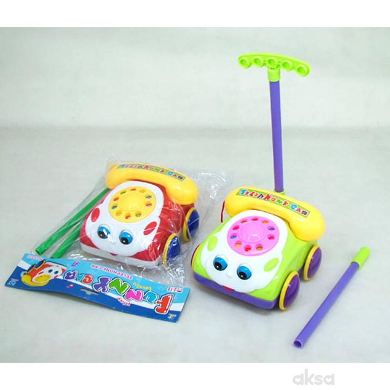 Hk Mini igračka telefon na guranje