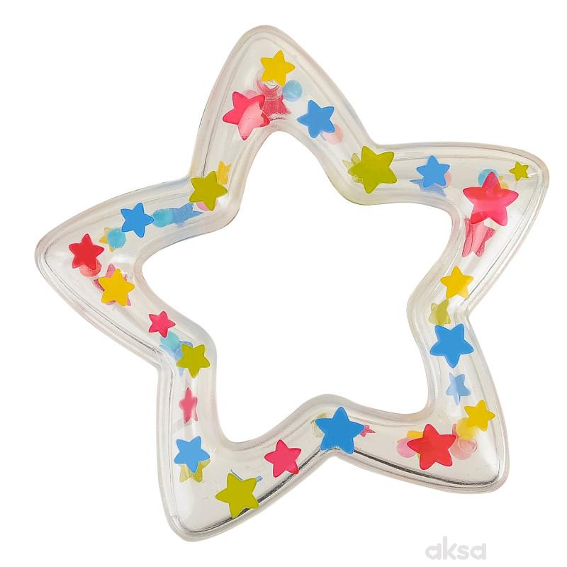 Babyono zvečka zvezda