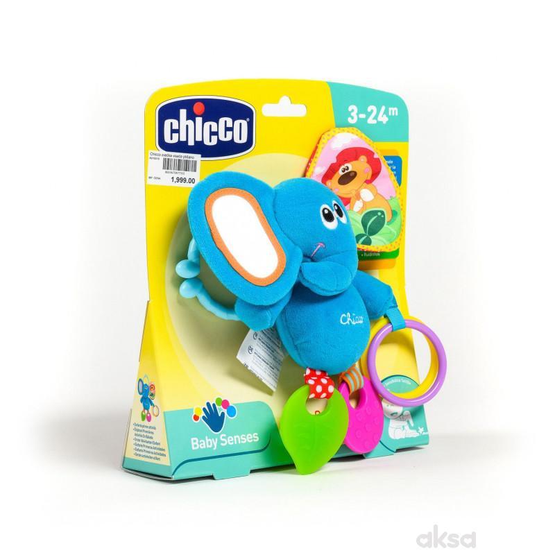 Chicco zvečka viseće plišano Slonče