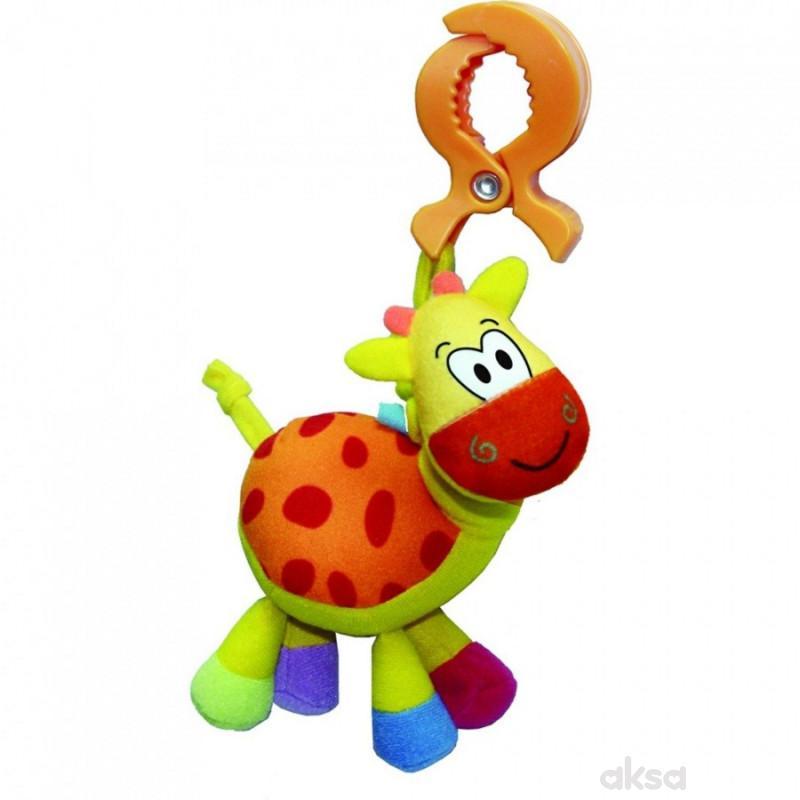 Biba toys viseća igračka-žirafa