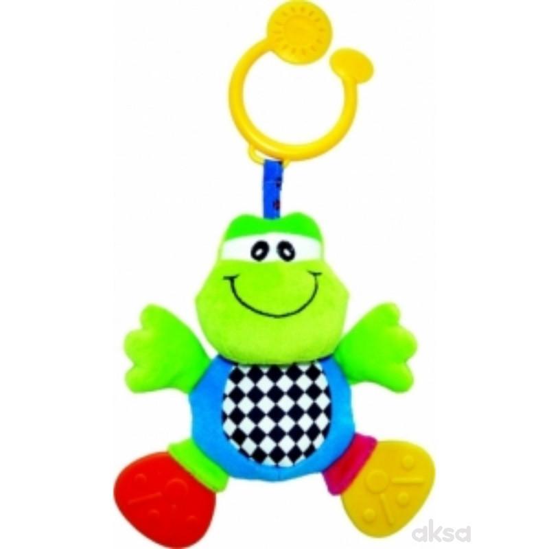 Biba toys igračka glodalica-žabica