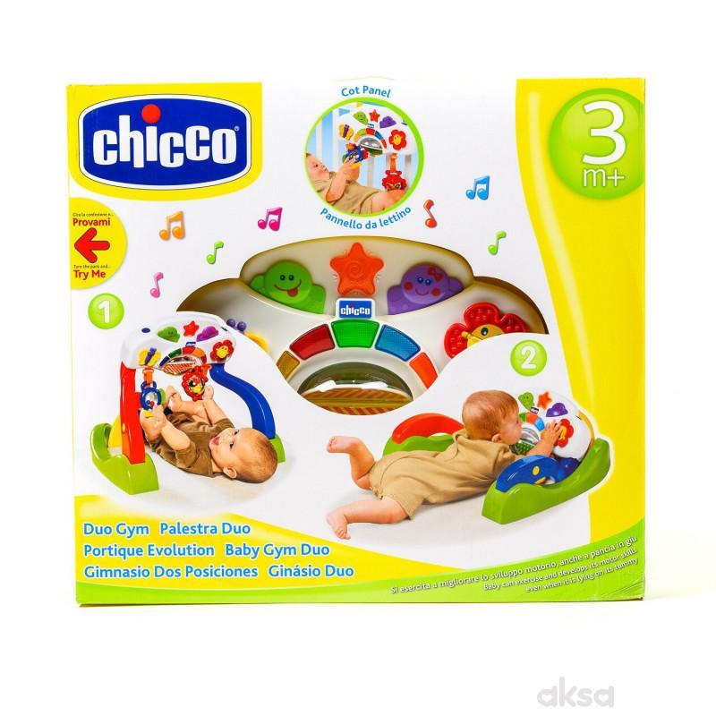 Chicco bebi gimnastika Duo Gym