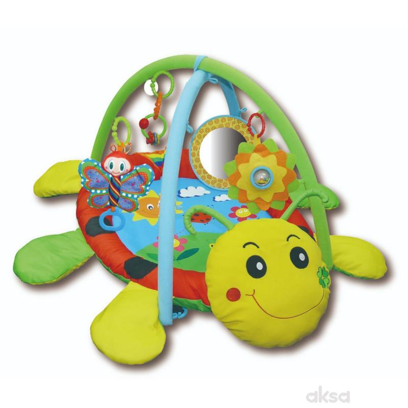 Biba Toys gimnastika bubamara - lux