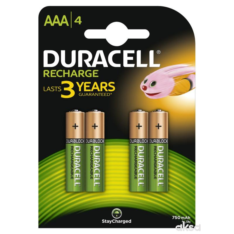 Duracell dop baterije AAA 4kom 750 6m