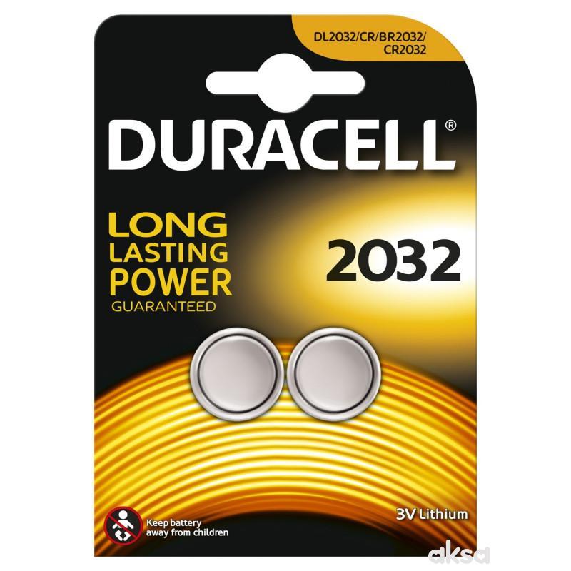 Duracell Coin baterija LM2032