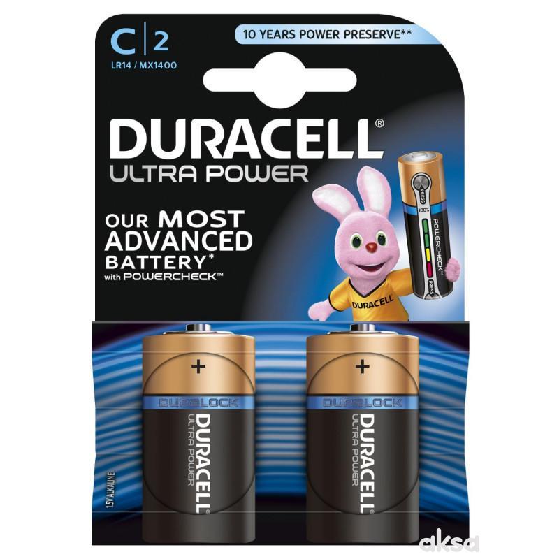Duracell Ultra C 2 kom
