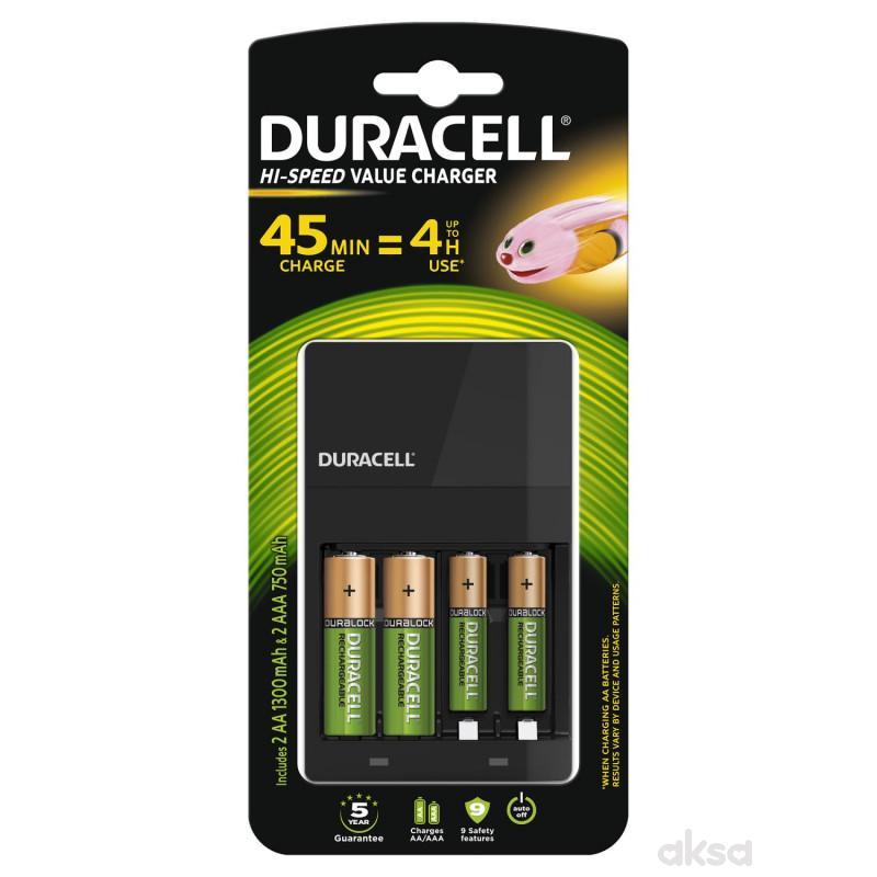 Duracell punjac CEF 14 (2AA2AAA)