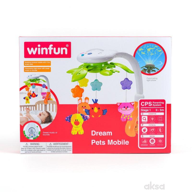 Win Fun igračka Muzička vrteška