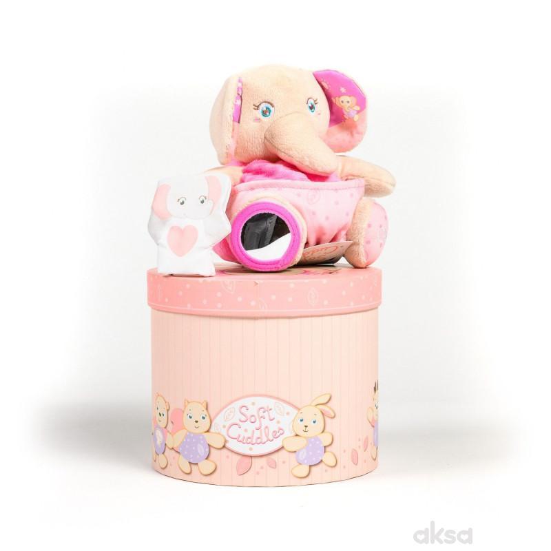 Chicco igračka plišano Slonče