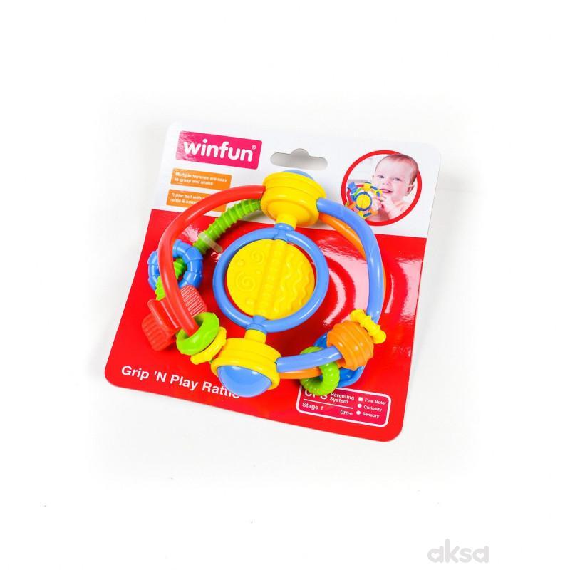 Win Fun zvečka krug