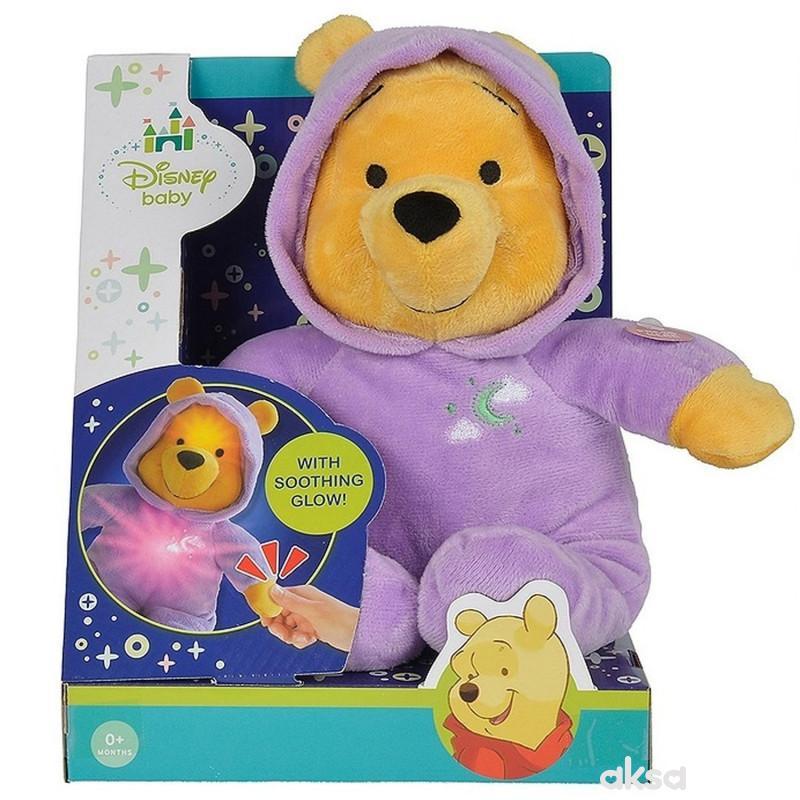 Winnie The Pooh Plisani nocna lampa Simba