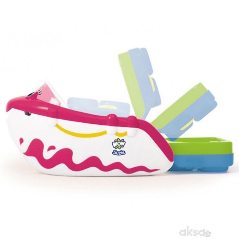 Wow igračka čamac Susie