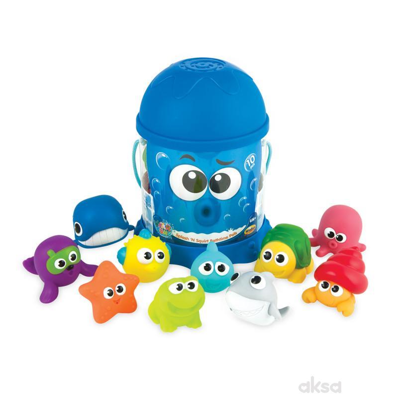 Win Fun igračka Drugari za kupanje