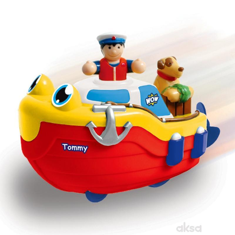 Wow igračka brodić Tummy Tug Boat