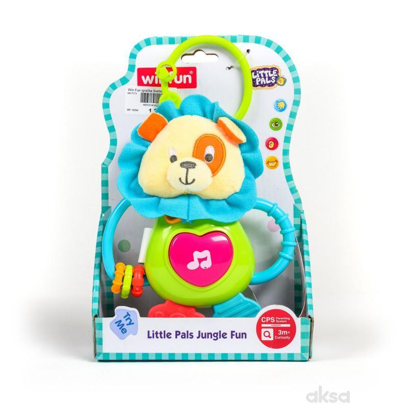 Win Fun igračka Svetleći lav