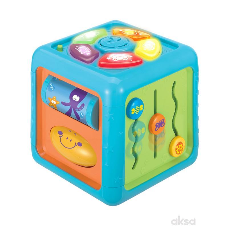 Win Fun igračka Vesela kocka