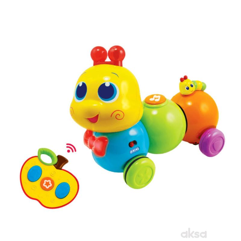 Win Fun igračka na daljinsko upravljanje Gusenica