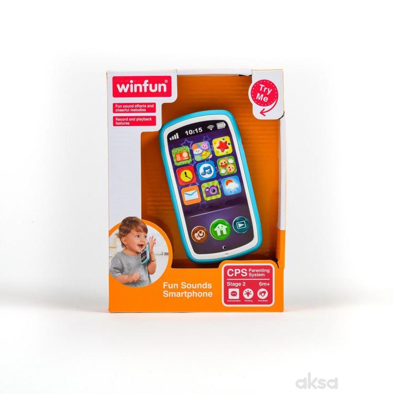 Win fun igračka Pametni telefon