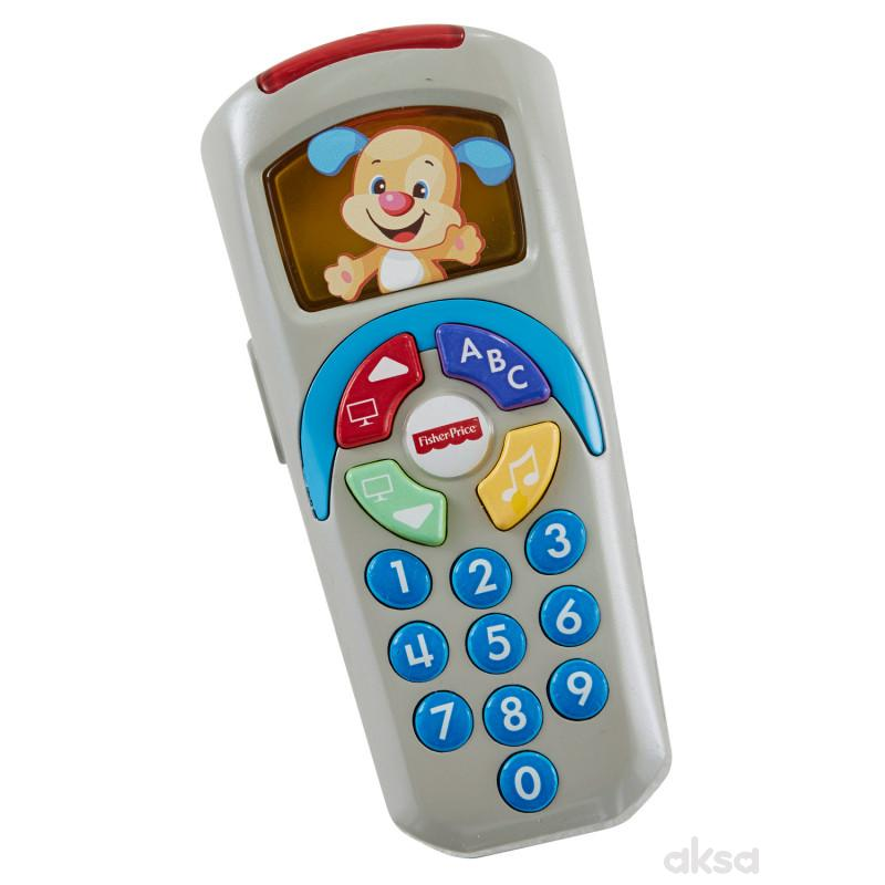 Fisher Price - daljinski sveznalica