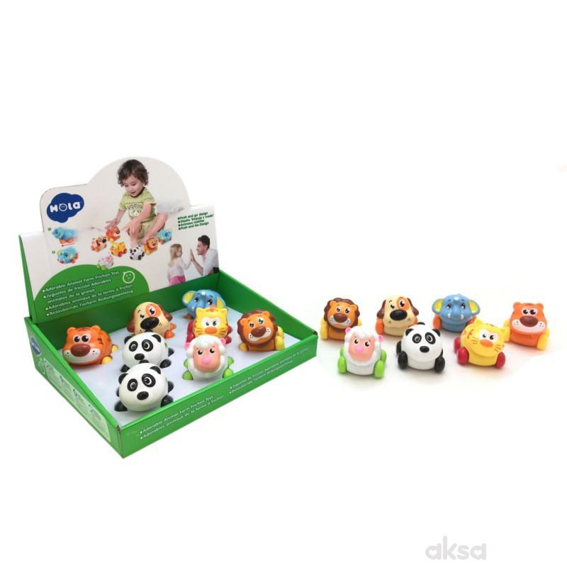 Huile toys, igračka smešne životinjice