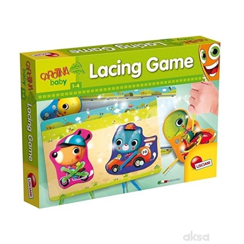 Lisciani Igra za bebe - uvezivanje