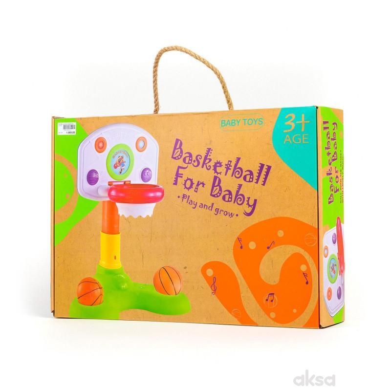 HK Mini igračka, pogodi koš