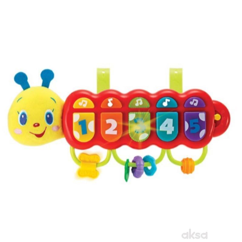 Win Fun igračka muzička gusenica