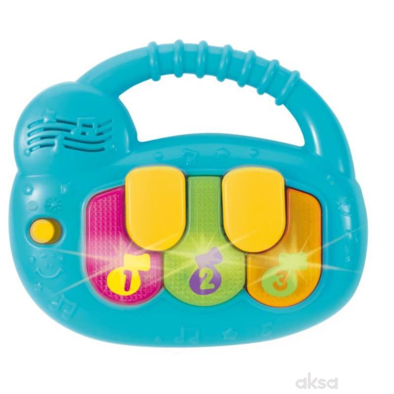 Win Fun igračka muzička klavijatura