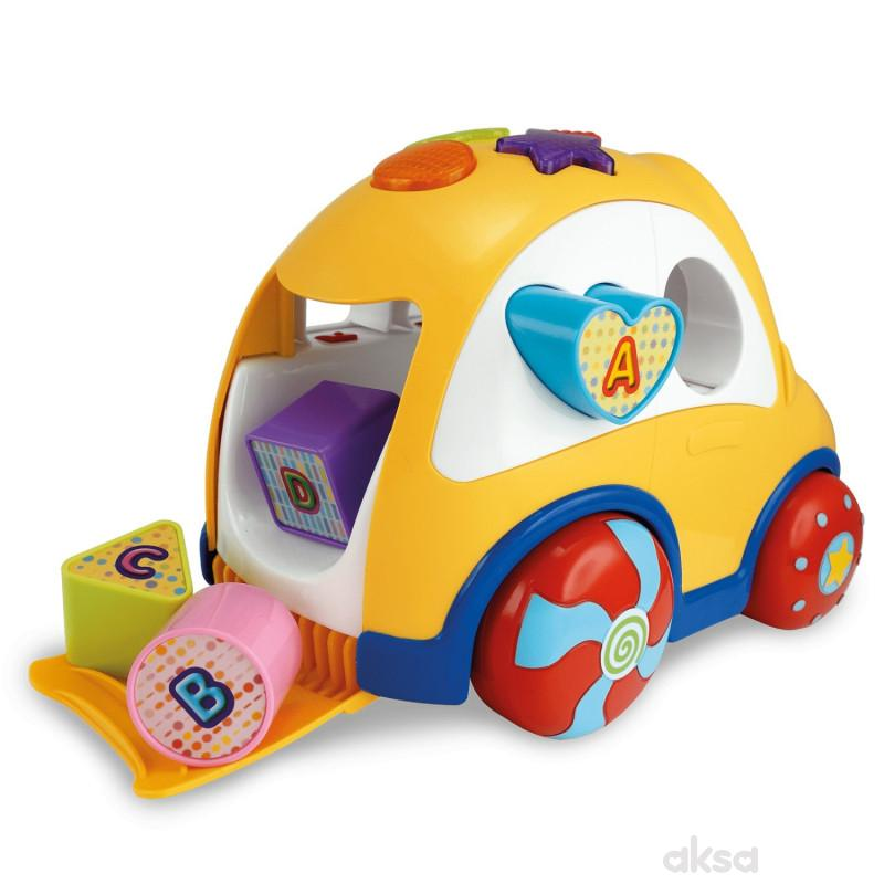 Win Fun umetaljka automobil