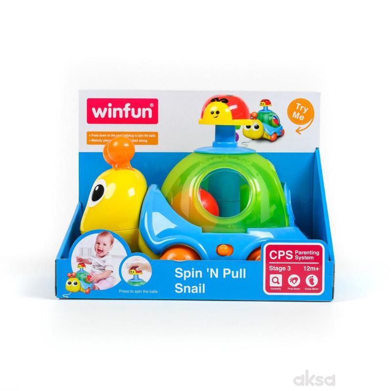 Win Fun igračka Edukativna kornjača